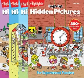Eagle Eye Hidden Pictures