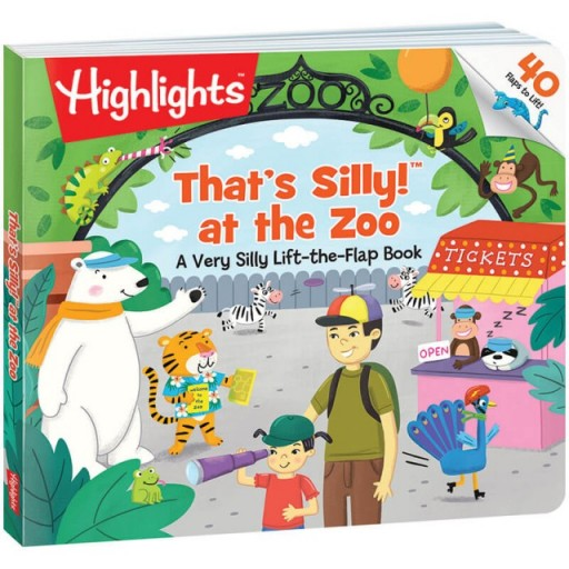 Lift the Flap board book