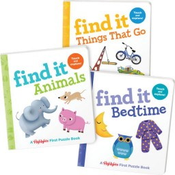 Find It Board Books